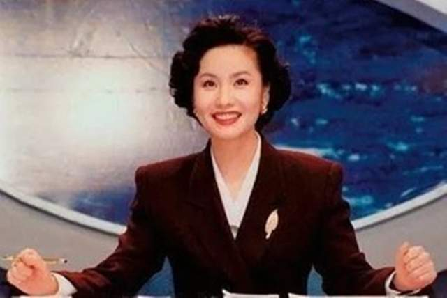 各有最小央视女主持人故事