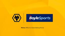 合作关系英超狼队BoyleSports