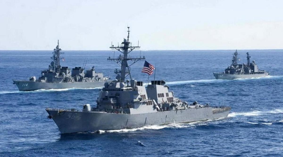 美媒爆料!❗️❗️美军最高将领致电中国军方高层,只为防止总统对华开战