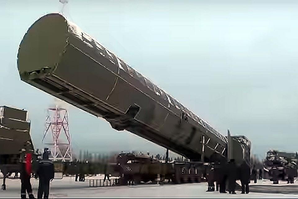 普京 俄新式武器领先外国数十年,是在向特朗普亮肌肉吗