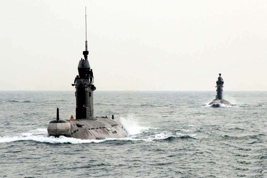 印度上将 åŸåŠ æ‹‰è´ä¹°2艘中国潜艇是挑衅行为