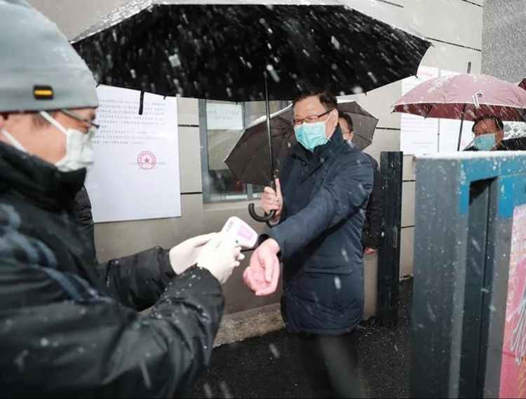 王忠林启动拉网清底大排查,马国强曾称户数排查98.6%遭质疑