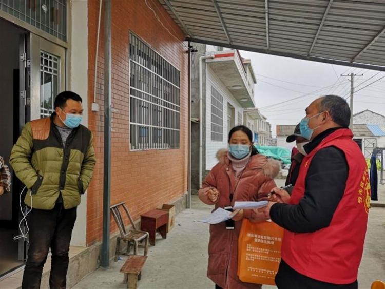 嫁到荆州的潮州媳妇:坚守一线宣传防疫知识,听说广东队来了泪奔