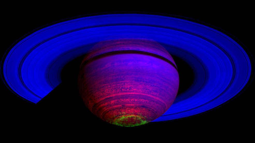 來自NASA卡西尼號的數據或可揭示土星的大氣之謎