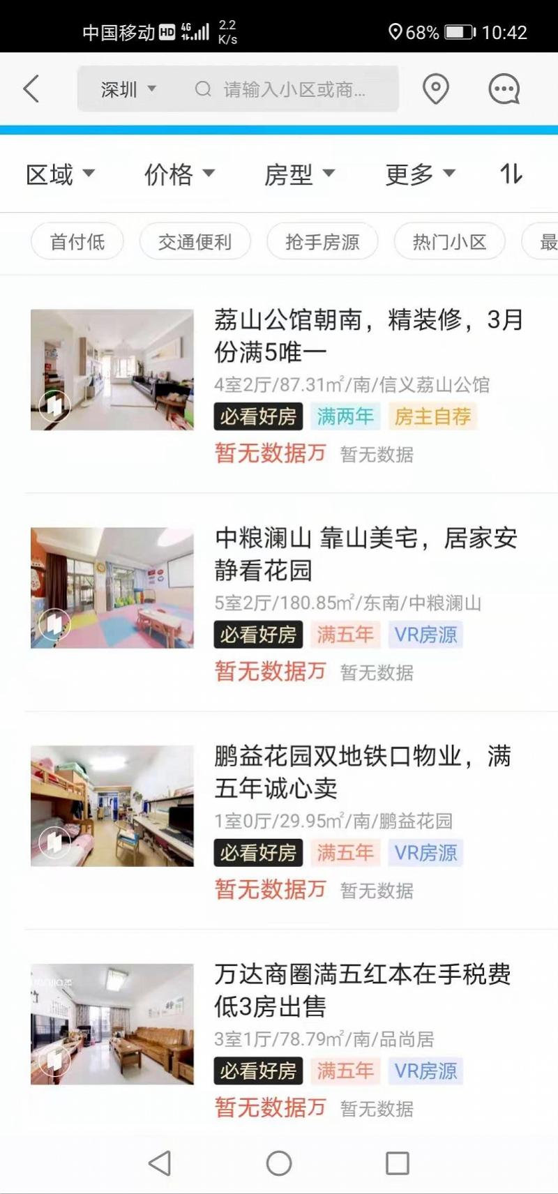 春節后深圳二手房貸款根據指導價批額度?銀行:暫未收到通知
