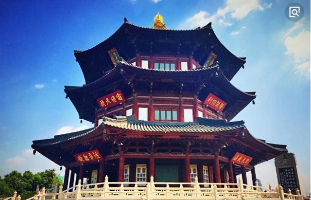 中国十大名寺