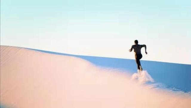 生活中少不了运动,抓住机会把握住,不仅强身健体还能改变人生