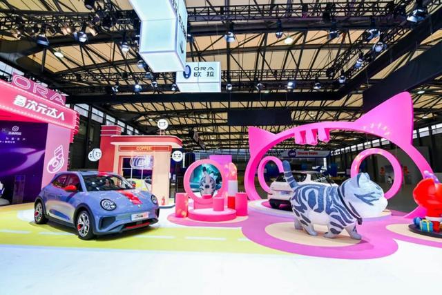 净利同比增长两倍上半年长城汽车欧拉品牌