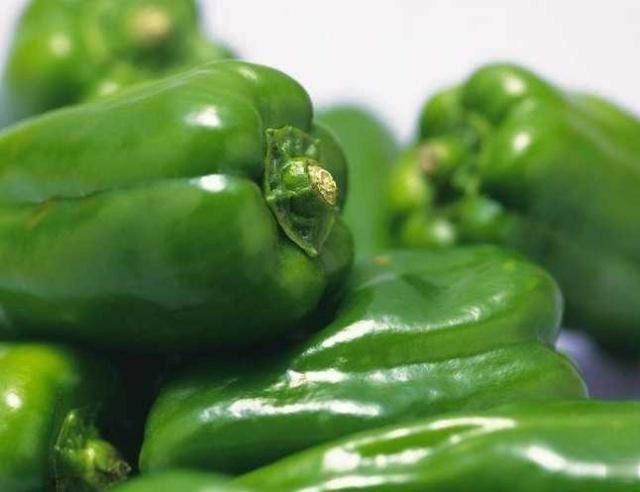 """青椒是""""抗氧化之王"""" 但是它的食用禁忌你知道吗?"""